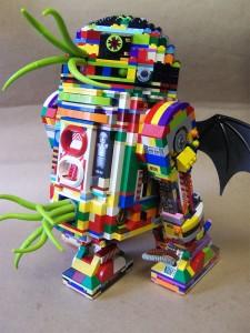 R2D2, Lego, Cthulhu